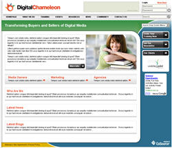 Our work with Digital Chameleon